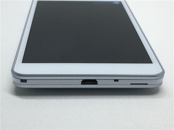 【中古】【安心保証】 SoftBank 602KC ホワイト