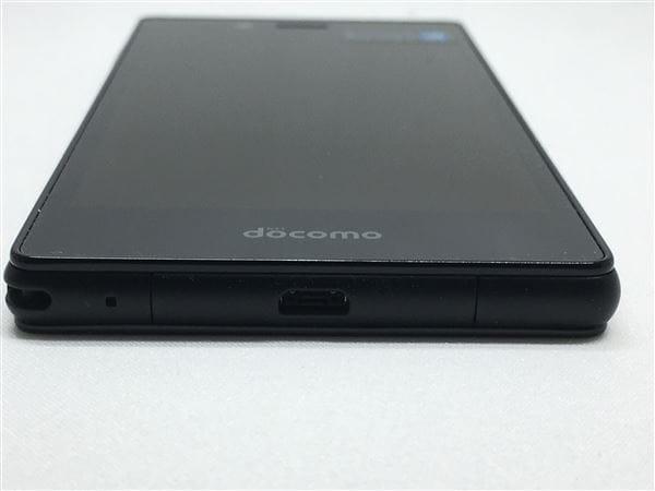 【中古】【安心保証】 docomo MONO MO-01J ブラック