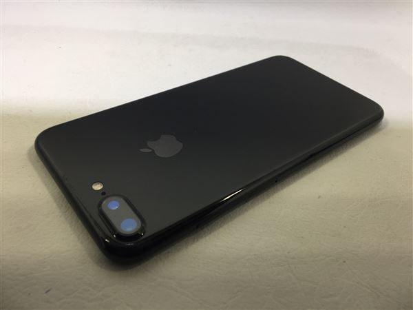【中古】【安心保証】 iPhone7Plus[128GB] SoftBank MN6K2J ジェットブラック