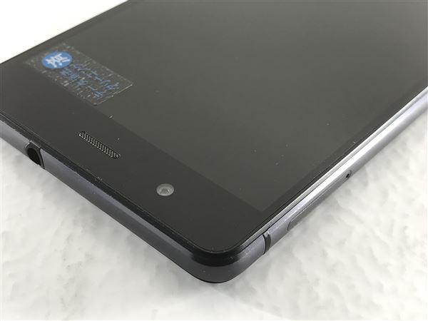 【中古】【安心保証】 UQモバイル VNSーL52[16G] ブラック
