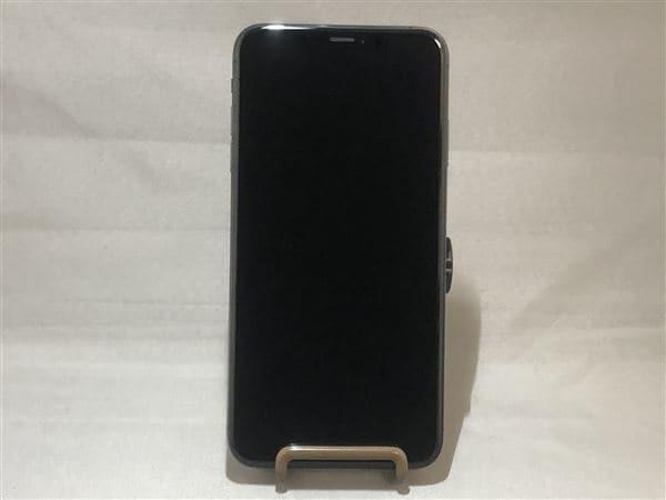 【中古】【安心保証】 iPhoneXSMax[256GB] SIMロック解除 docomo スペースグレイ