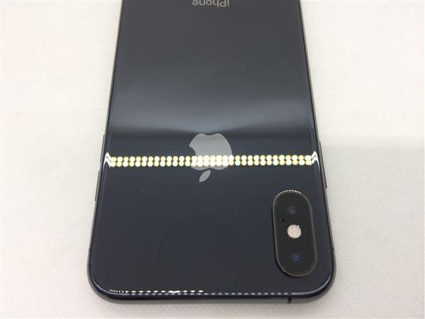 【中古】【安心保証】 iPhoneXS[512GB] docomo MTE32J スペースグレイ