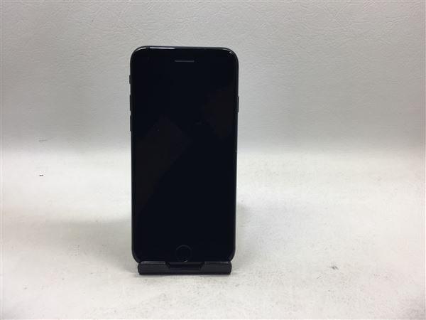 【中古】【安心保証】 iPhone7[256GB] docomo MNCV2J ジェットブラック
