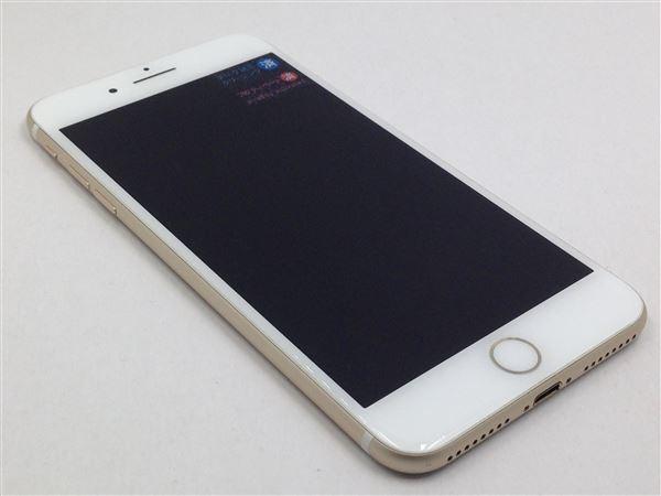 【中古】【安心保証】 iPhone7Plus[256GB] SoftBank MN6N2J ゴールド