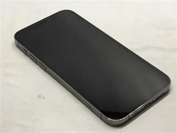 【中古】【安心保証】 iPhone12Pro[256GB] SoftBank MGM93J グラファイト