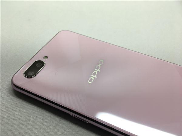 【中古】【安心保証】 SIMフリー R15 Neo[64G 3G] ダイヤモンドピンク