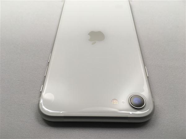 【中古】【安心保証】 iPhoneSE 第2世代[256GB] SIMフリー ホワイト