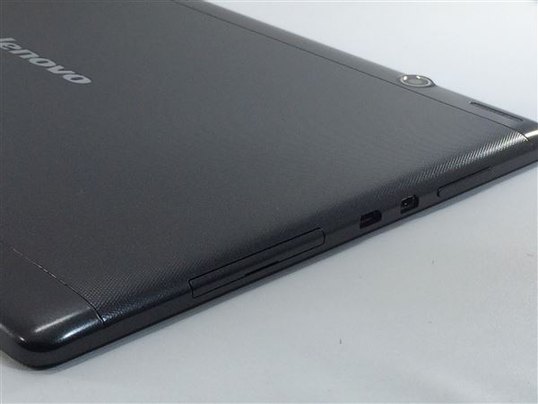 【中古】【安心保証】 ideatab S6000 ブラック