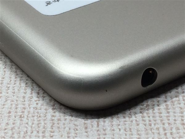 【中古】【安心保証】 iPhone7[32GB] au MNCF2J シルバー