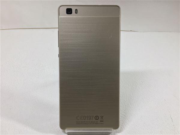 【中古】【安心保証】 Y!mobile 503HW ゴールド