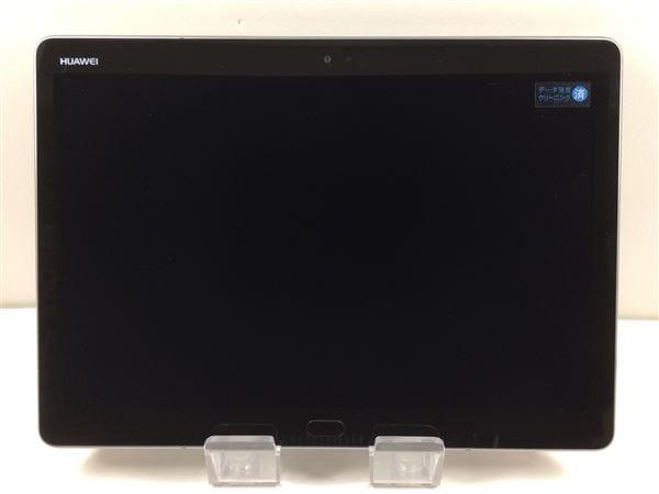 【中古】【安心保証】 MediaPad M3 Lite 10[WiFi] スペースグレイ