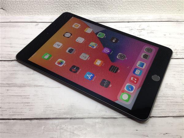 【中古】【安心保証】 iPadmini5 7.9インチ[256GB] Wi-Fiモデル スペースグレイ