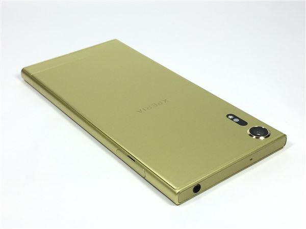 【中古】【安心保証】 SoftBank 602SO シトラス