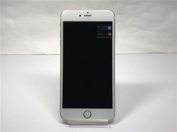 【中古】【安心保証】 iPhone6sPlus[64GB] SIMロック解除 SoftBank ゴールド