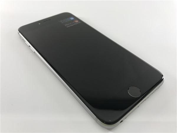 【中古】【安心保証】 iPhone6sPlus[64GB] docomo MKU62J スペースグレイ