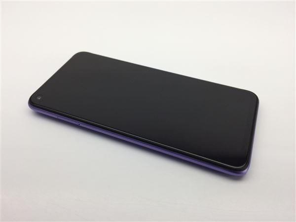 【中古】【安心保証】 SoftBank A001XM [64GB] (5G) デイブレイクパープル