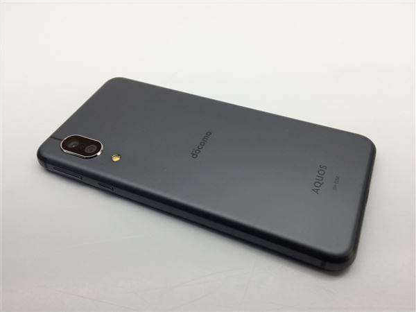 【中古】【安心保証】 docomo SHー02M ブラック