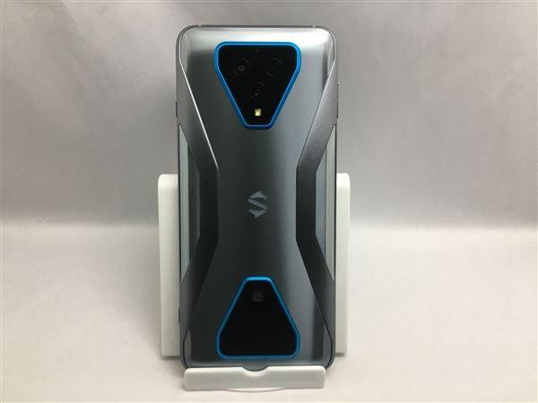 【中古】【安心保証】 SIMフリー Black Shark 3[128GB] (5G) シルバー
