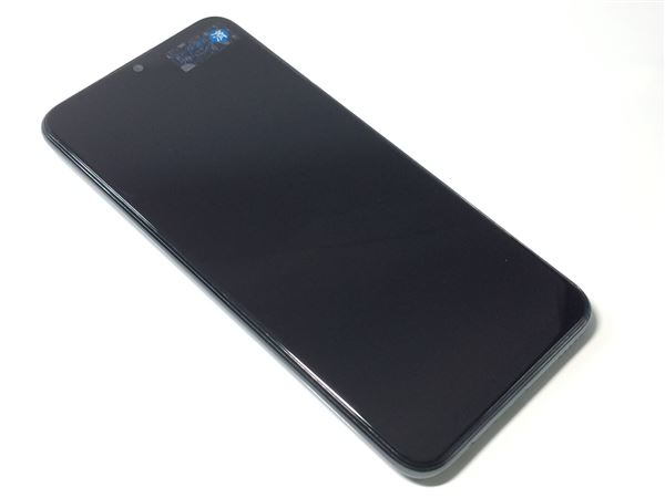 【中古】【安心保証】 SIMフリー novalite3+ ミッドナイトブラック