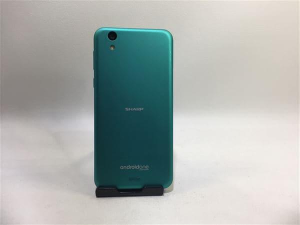【中古】【安心保証】 Y!mobile Android One S3 ターコイズ