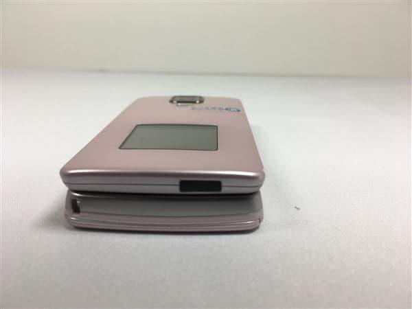 【中古】【安心保証】 au K003X[KY003] ピンク