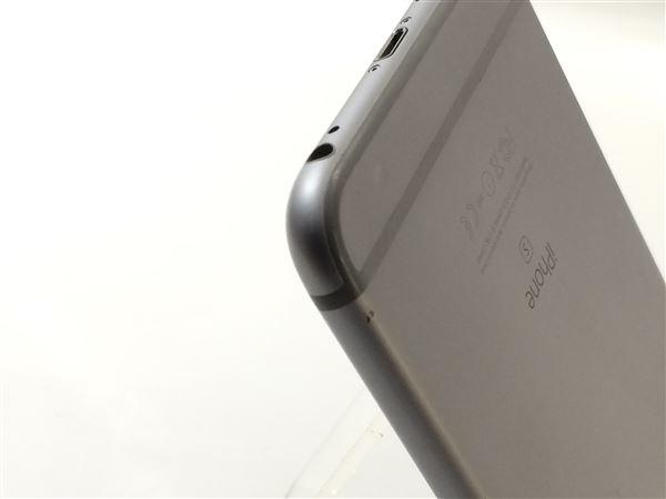【中古】【安心保証】 iPhone6sPlus[64GB] docomo NKU62J スペースグレイ