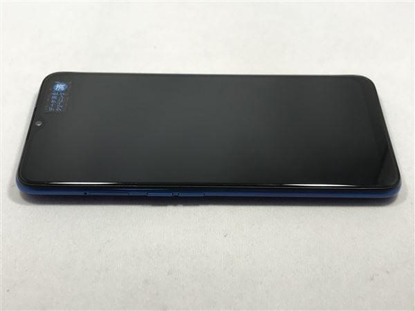 【中古】【安心保証】 SIMフリー A5 2020 ブルー