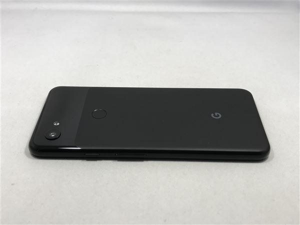【中古】【安心保証】 SIMフリー Pixel 3a XL[64G] ジャストブラック