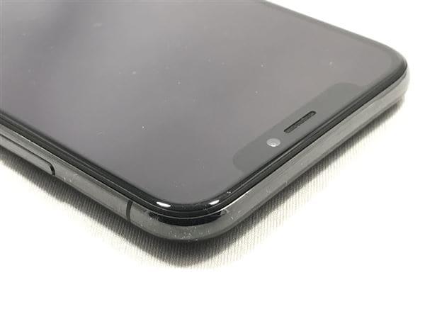 【中古】【安心保証】 iPhoneX[256GB] SoftBank MQC12J スペースグレイ