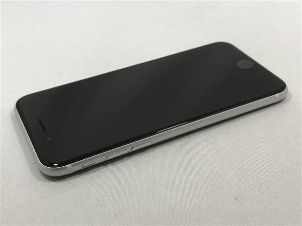 【中古】【安心保証】 iPhoneSE 第2世代[64GB] au MHGQ3J ホワイト
