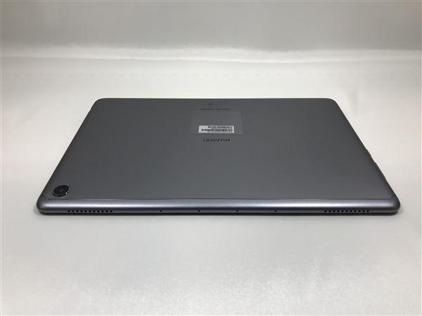【中古】【安心保証】 MediaPad M5 lite[32G] スペースグレイ