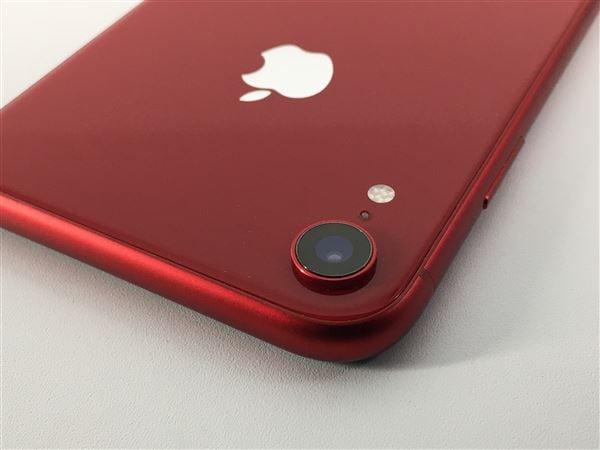 【中古】【安心保証】 iPhoneXR[64GB] SoftBank MT062J レッド