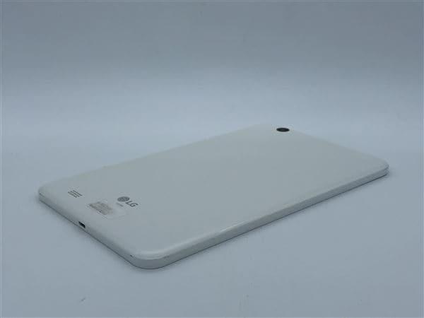 【中古】【安心保証】 LGGPad8.0 3 ホワイト
