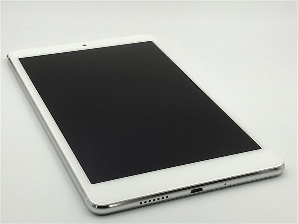 【中古】【安心保証】 Y!mobile MediaPad M3 Lite S ホワイト