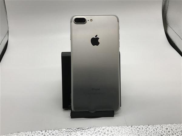 【中古】【安心保証】 iPhone7Plus[128GB] docomo NN6G2J シルバー