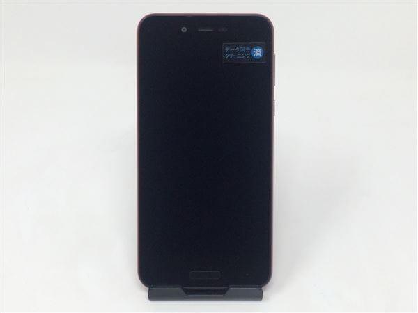 【中古】【安心保証】 楽天モバイル SH-M05 レッド