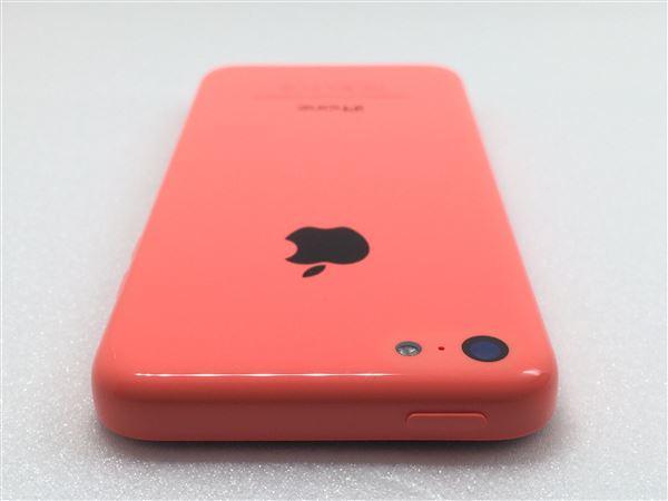 【中古】【安心保証】 SoftBank iPhone5c[32G] ピンク