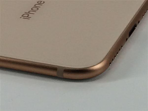 【中古】【安心保証】 iPhone8[64GB] SIMロック解除 SoftBank ゴールド