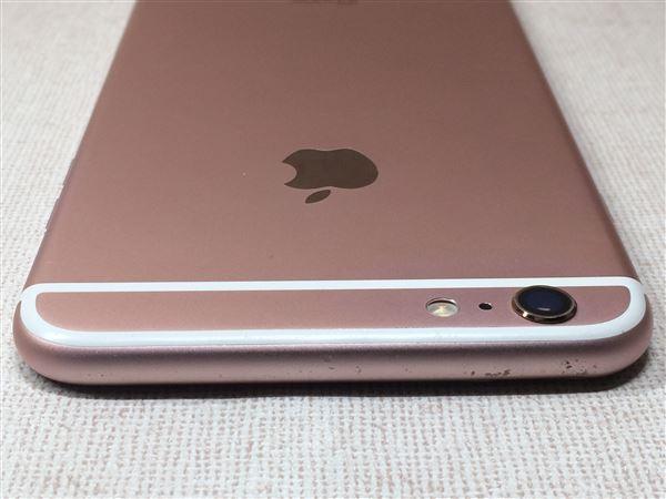 【中古】【安心保証】 iPhone6sPlus[64GB] docomo NKU92J ローズゴールド