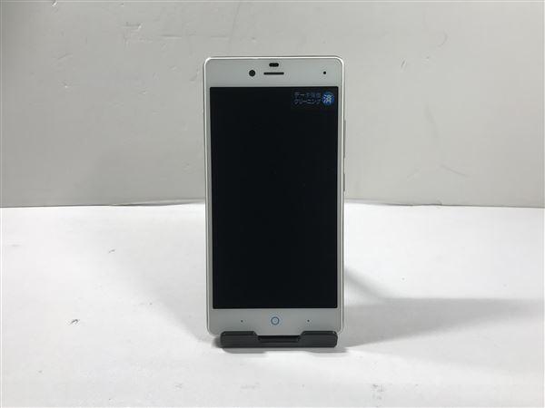 【中古】【安心保証】 SIMフリー BladeE01[16G] ホワイト