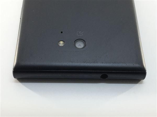 【中古】【安心保証】 SIMフリー ARROWS RM02 ブラック