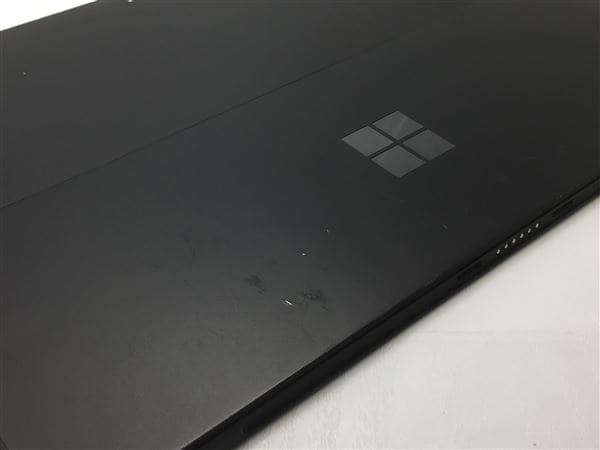 【中古】【安心保証】 Surface PRO 6[256Gオフィス無] ブラック