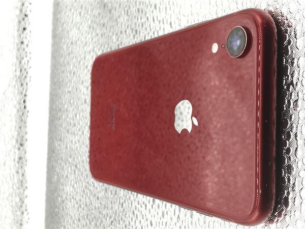 【中古】【安心保証】 iPhoneXR[64GB] docomo MT062J レッド