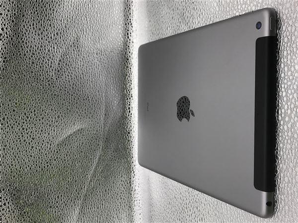 【中古】【安心保証】 iPad 9.7インチ 第6世代[128GB] セルラー docomo スペースグレイ