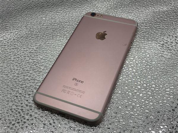 【中古】【安心保証】 iPhone6sPlus[64GB] SIMロック解除 docomo ローズゴールド
