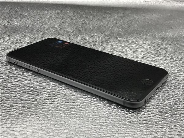 【中古】【安心保証】 iPhone6sPlus[128GB] SIMフリー スペースグレイ
