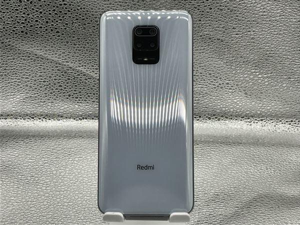 【中古】【安心保証】 SIMフリー Redmi Note 9S[64G] グレイシャーホワイト