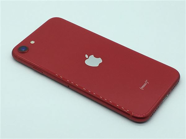 【中古】【安心保証】 iPhoneSE 第2世代[128GB] UQモバイル MHGV3J レッド