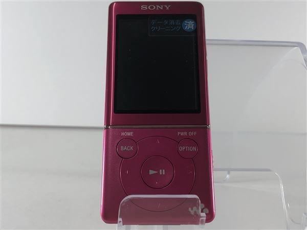 【中古】【安心保証】 S770シリーズ[8GB](ビビットピンク)NW-S774