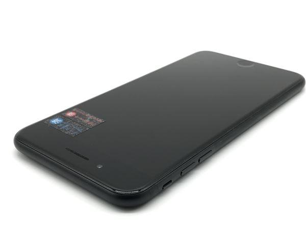 【中古】【安心保証】 iPhone7Plus[256GB] SoftBank MN6L2J ブラック